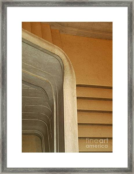 Stairs 9 Framed Print