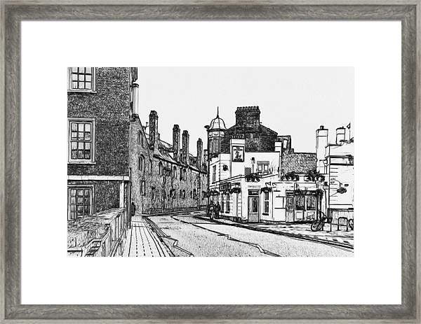 Stamford Uk 1 Framed Print