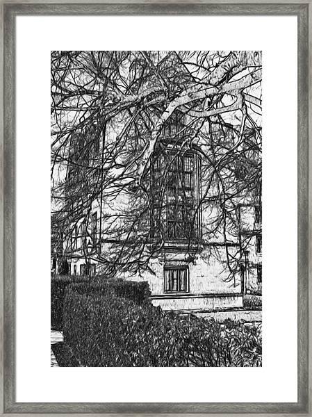 Stamford Uk 7 Framed Print by Yury Malkov