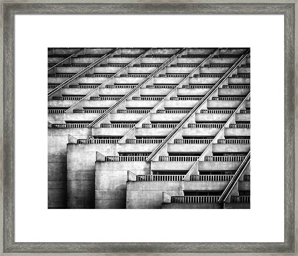 Standing Out Framed Print by Gary E. Karcz