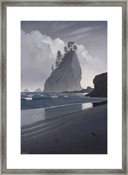 Standing Tall Framed Print