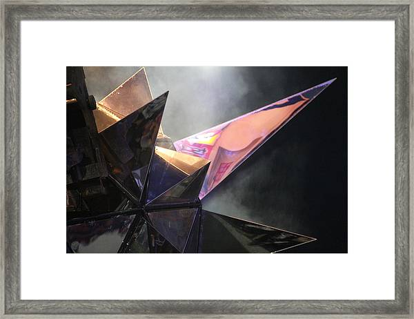 Framed Print featuring the photograph Star by Debbie Cundy