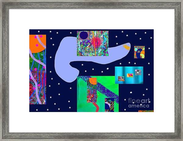 Starry Night Dreams Framed Print