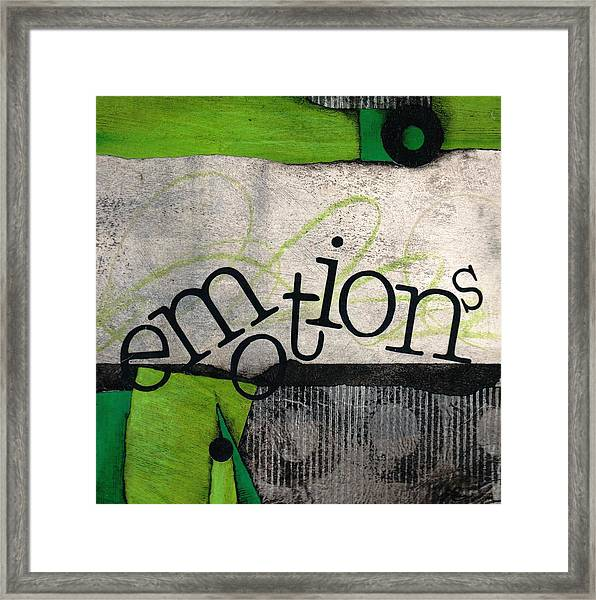 State Of Growth  Framed Print