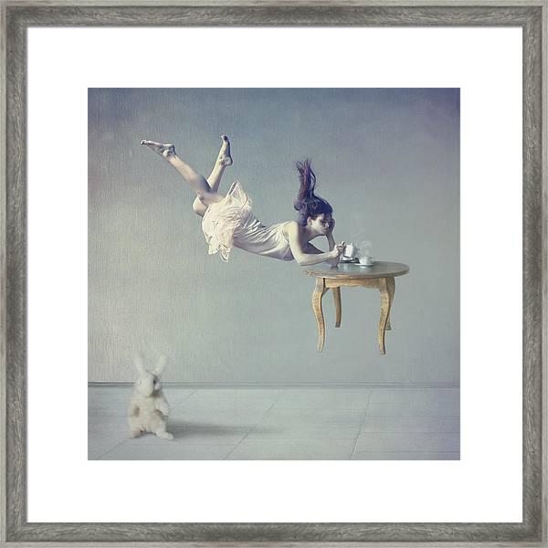 Still Dreaming Framed Print