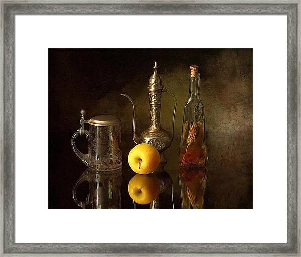 Still Life 4 Framed Print