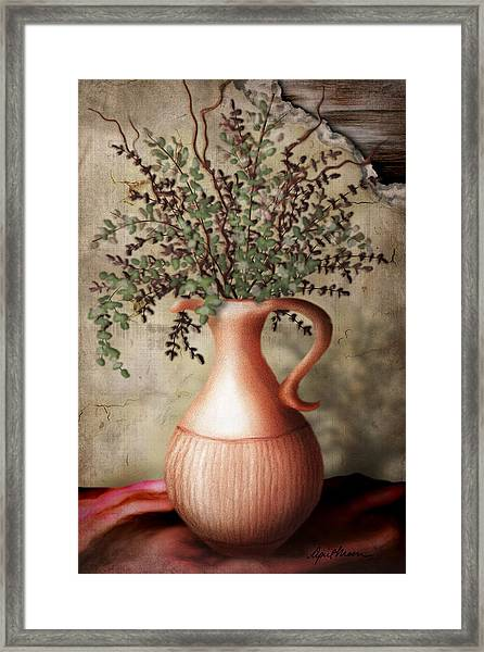 Still Life I Framed Print