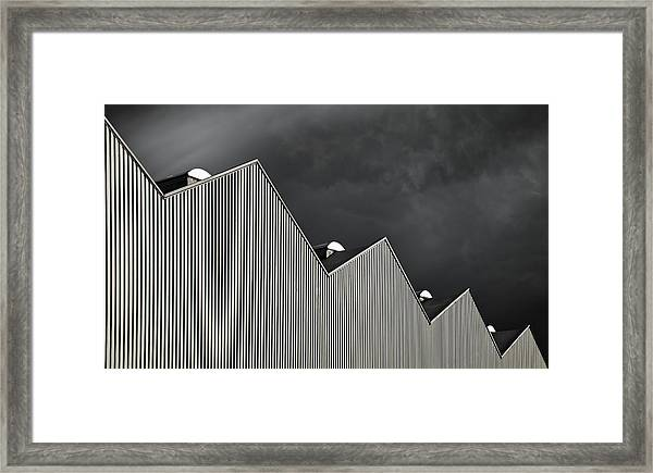 Stock-in-trade Framed Print