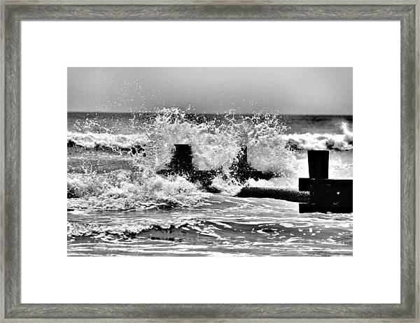 Stone Harbor 211 Framed Print
