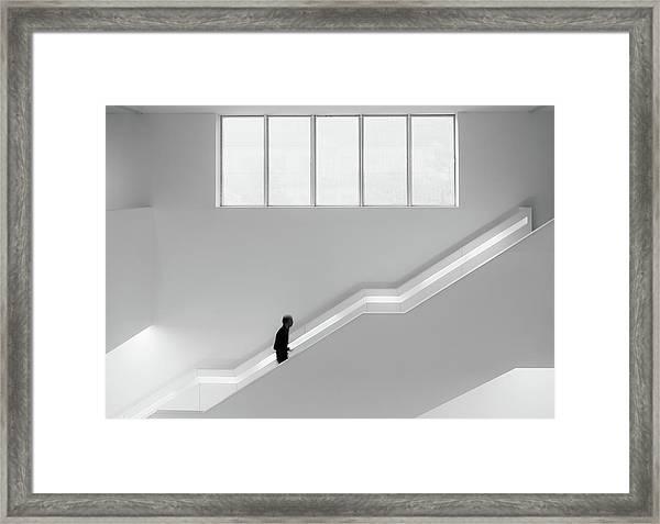 Strange Place... Framed Print by Jo?o Castro