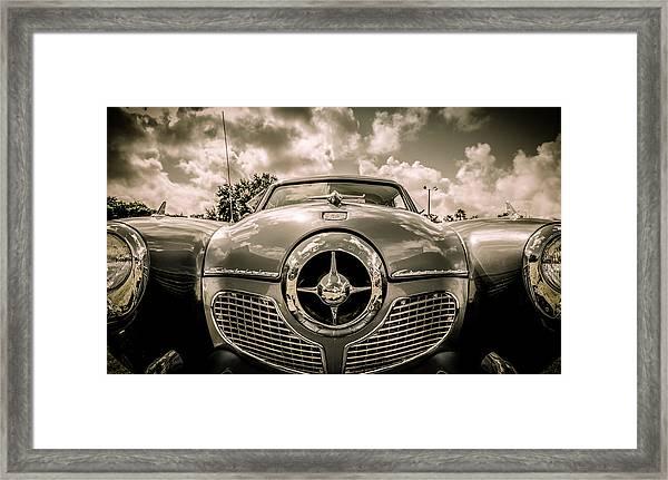 Studebaker Framed Print