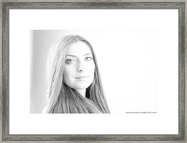 Stunning Framed Print