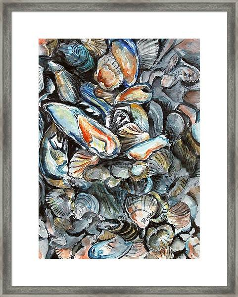 Submerged Framed Print