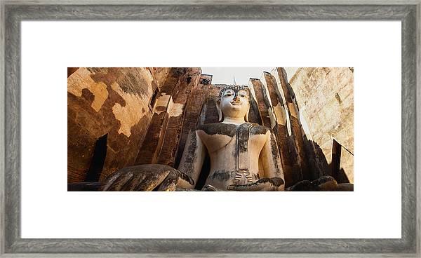 Sukhothai Framed Print