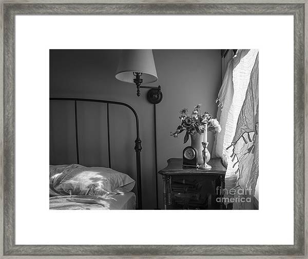 Summer Afternoon Nap Framed Print