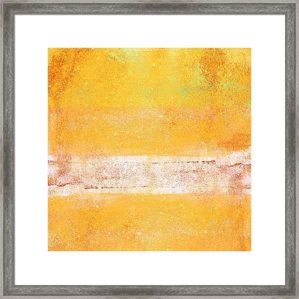Summer Days Framed Print