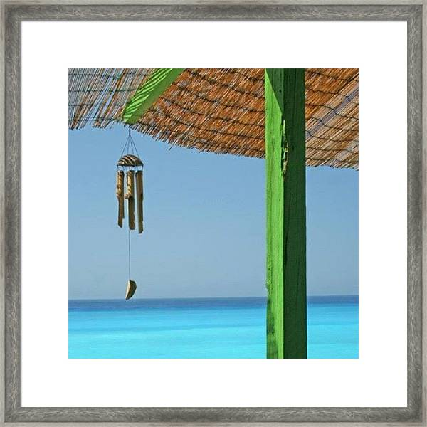 Summer! Framed Print