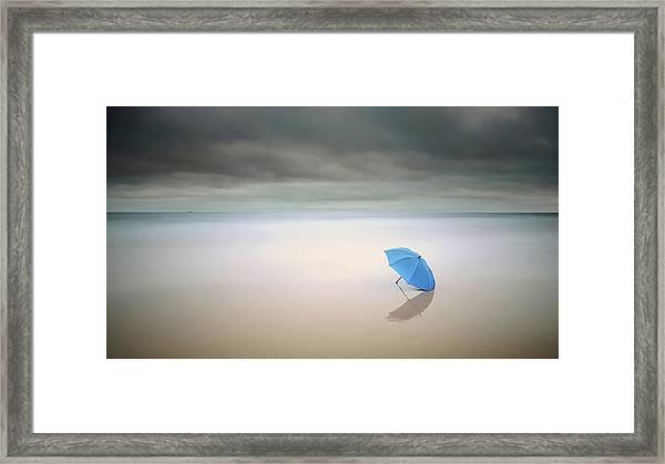 Summer Rain Framed Print by Paulo Dias