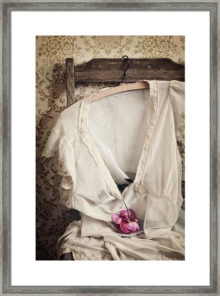 Summer Romance Framed Print