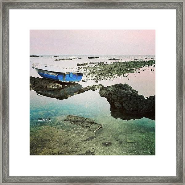 Summer Silence Framed Print