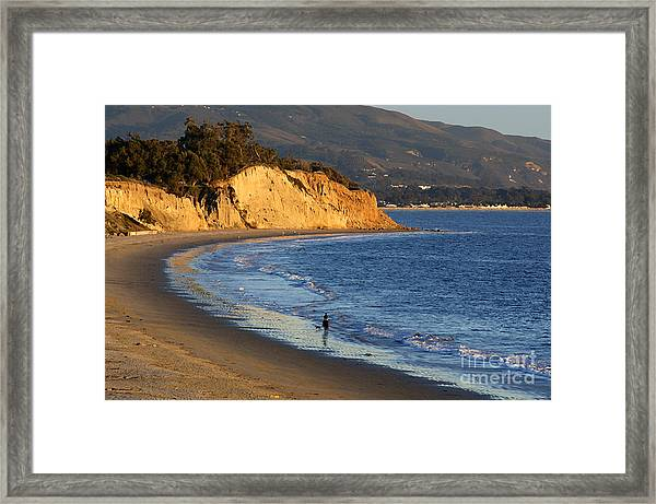 Summerland Framed Print
