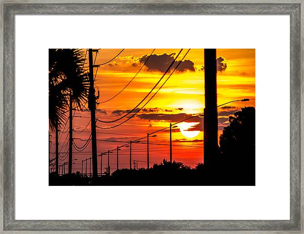 Summers Best Framed Print