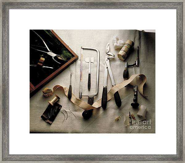 Surgical Instruments by Brooks / Brown