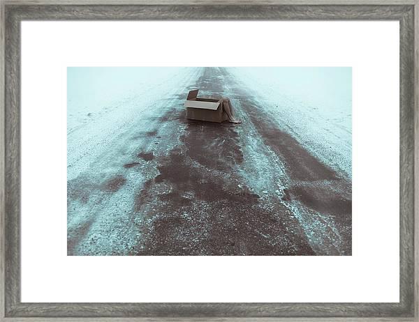 Surprises Framed Print by Milan Vopalensky