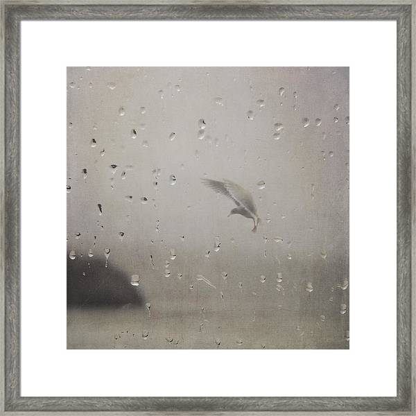 Suspended Framed Print