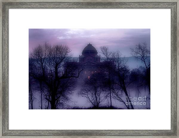 Susquehanna Commons... Framed Print