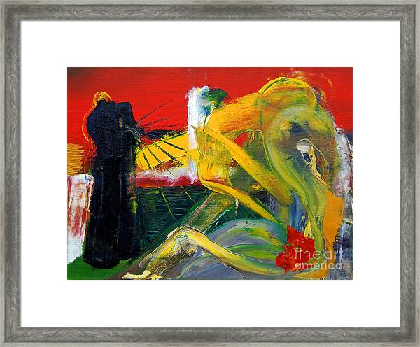 Suzanne's Dream IIi Framed Print