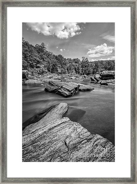 Sweetwater Creek II Framed Print