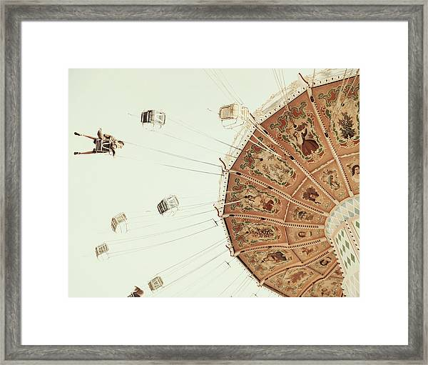 Swings Framed Print