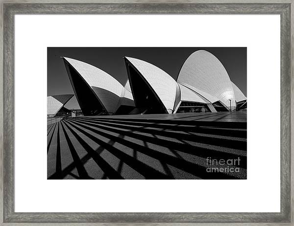 Sydney Opera House 02 Framed Print