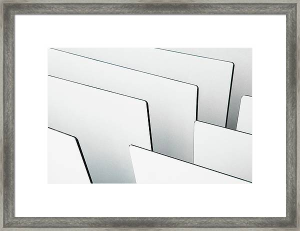 Tablets Framed Print