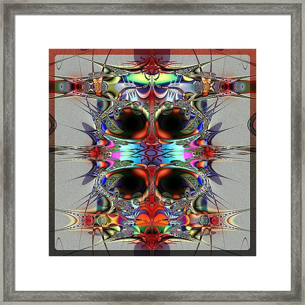 Taboo Framed Print