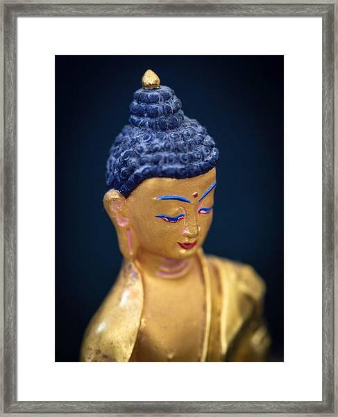 Tathagata Framed Print