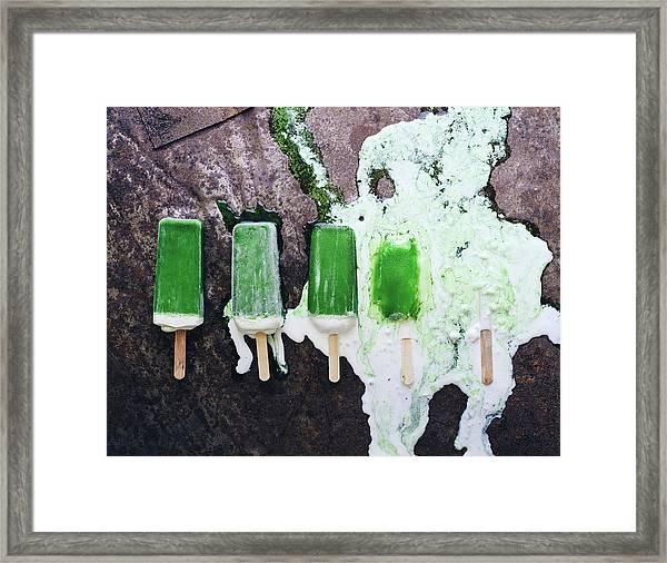 Ten Minutes Framed Print by Aleksandrova Karina