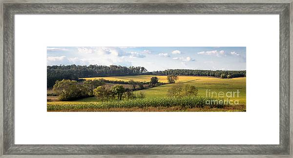 Tennessee Valley Framed Print