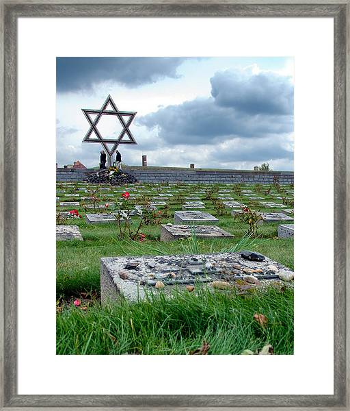 Terezin Framed Print by William Beuther