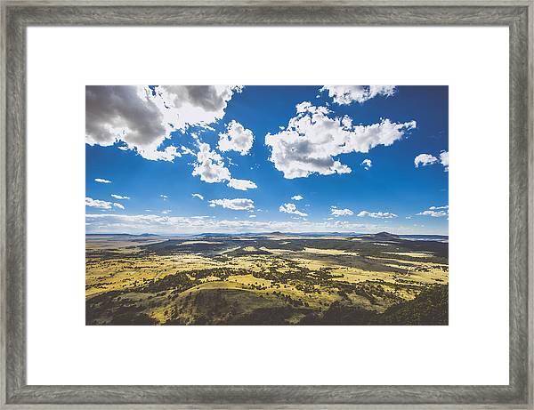 Texas Beauty Framed Print
