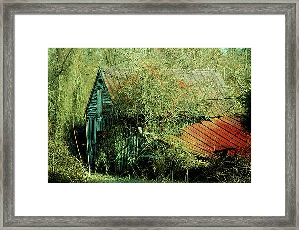 That Old Barn Framed Print