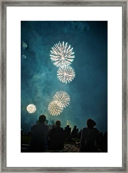 The 4th Framed Print