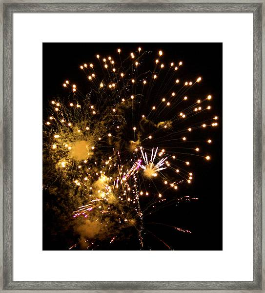 The 4th Of July 2013 Framed Print