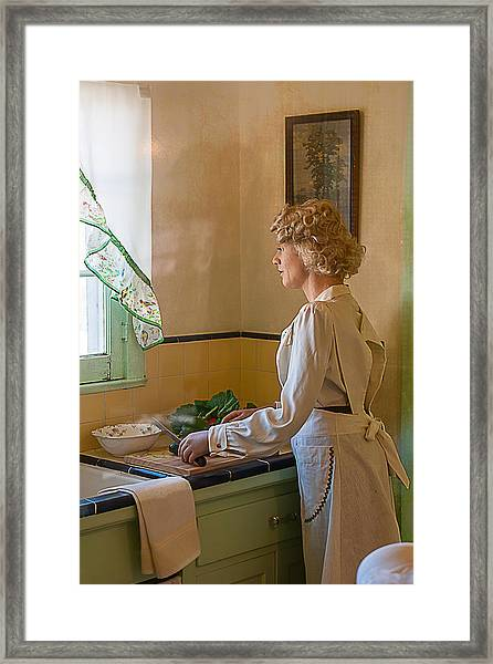 The American Dream Framed Print