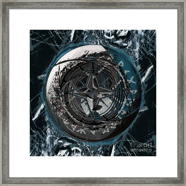 The Balance Framed Print