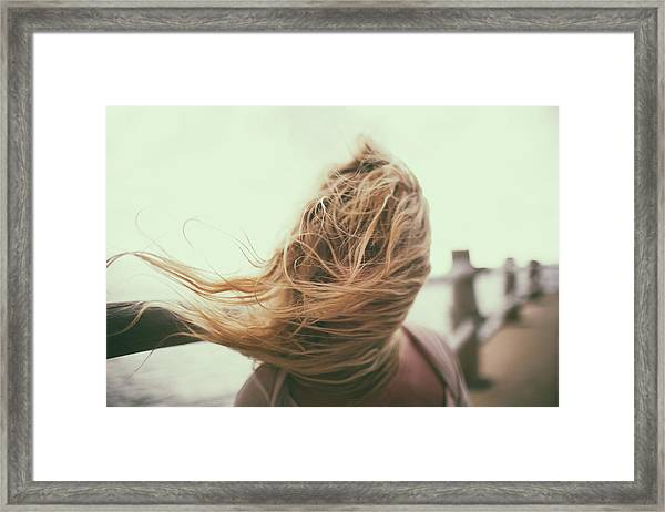 The Beauty Of A Cyclops Framed Print by Txules