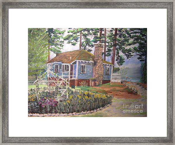 The Big Camp Framed Print