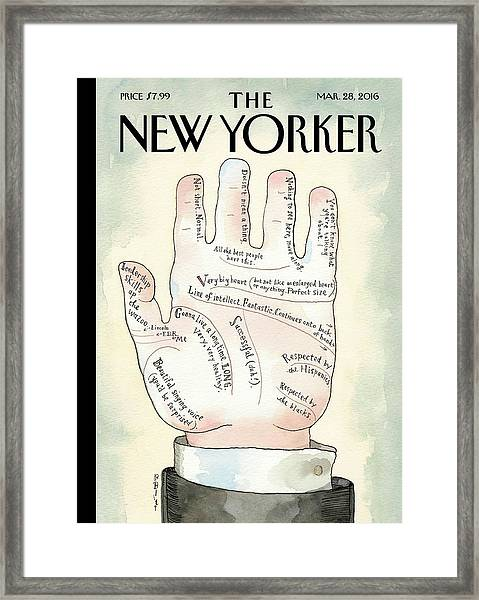 The Big Short Framed Print by Barry Blitt