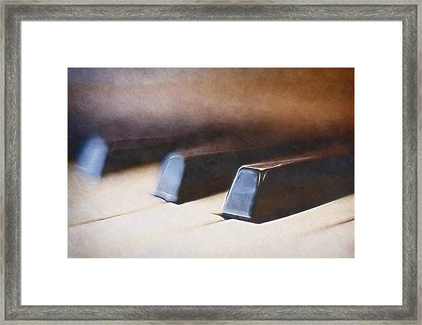 The Black Keys Framed Print